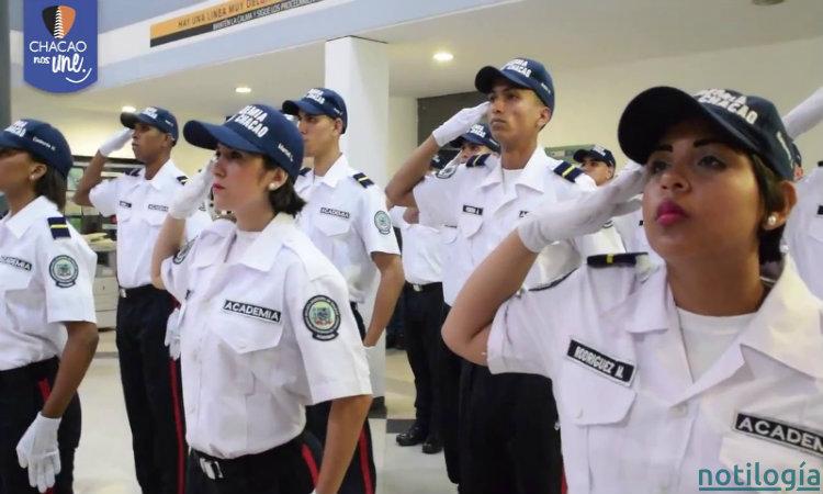 Policía Municipal de Chacao