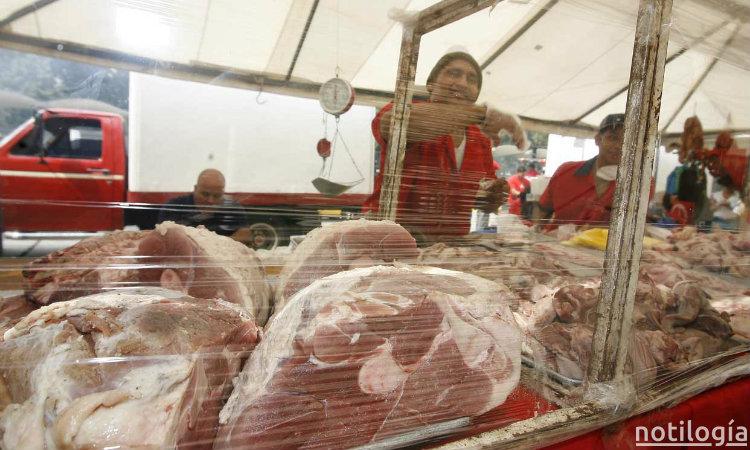 La Navidad contará con 10 millones de kilos de pernil