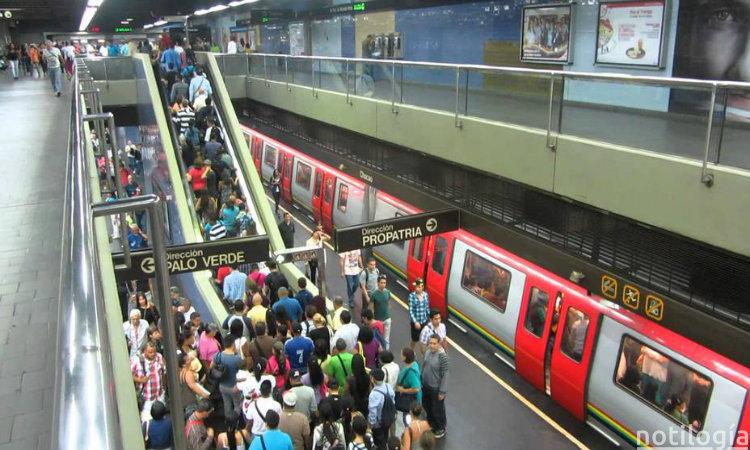 Metro de Caracas aumenta los precios de pasaje