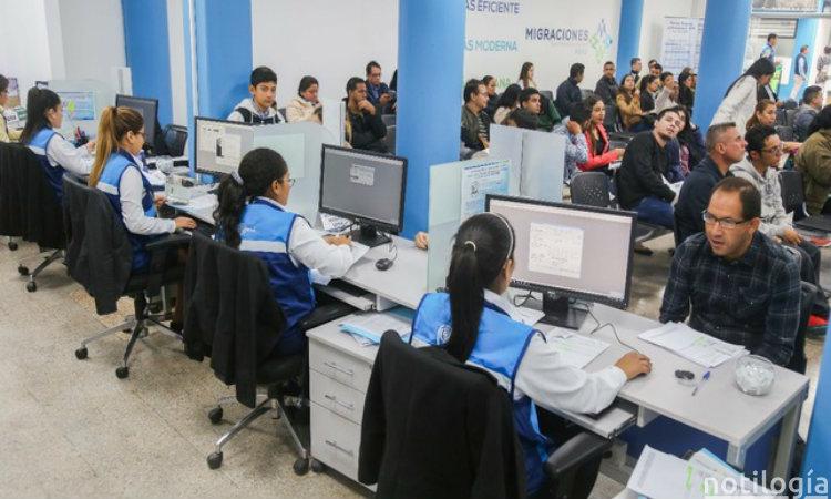 Migrantes Venezolanos en Peru