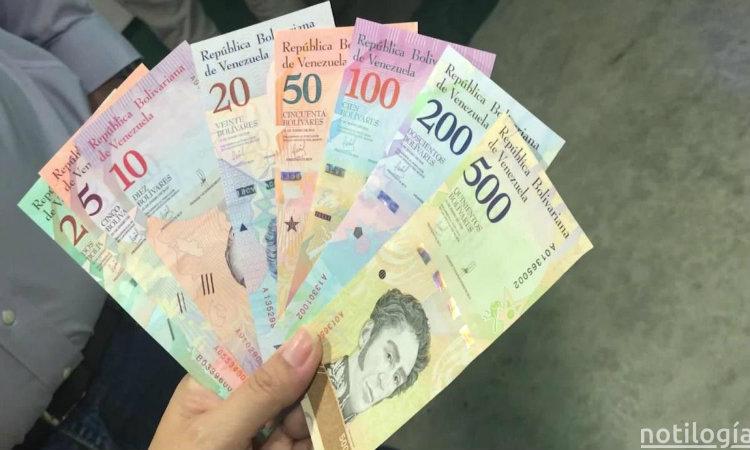 Salario minimo de Venezuela ubicado en 10 dolares