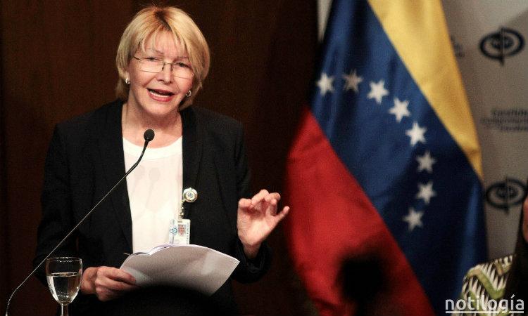 Filtrado mensaje de Luisa Ortega Díaz dirigido a los militares
