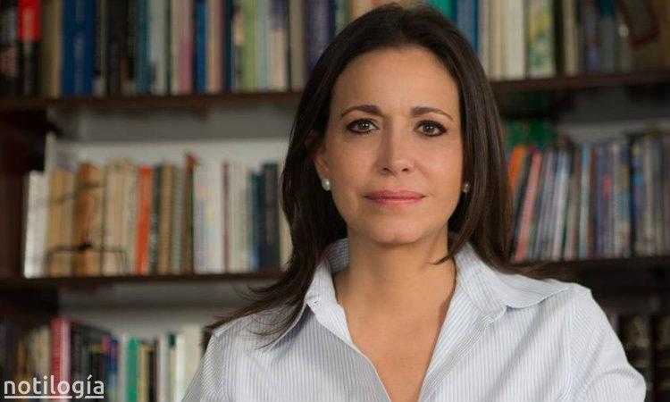Machado: El 10 de enero no está en juego la legitimidad de Nicolás Maduro