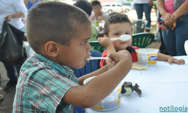 Venezuela un país repleto de desnutrición infantil