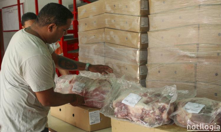 Cajas CLAP no incluyó los perniles prometidos por el Gobierno
