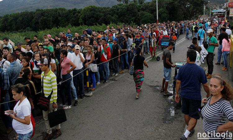4 millones de venezolanos han emigrado durante el mandato de Maduro