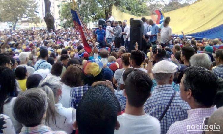 Cabildo Abierto en Carabobo inicia con excelente asistencia de los ciudadanos