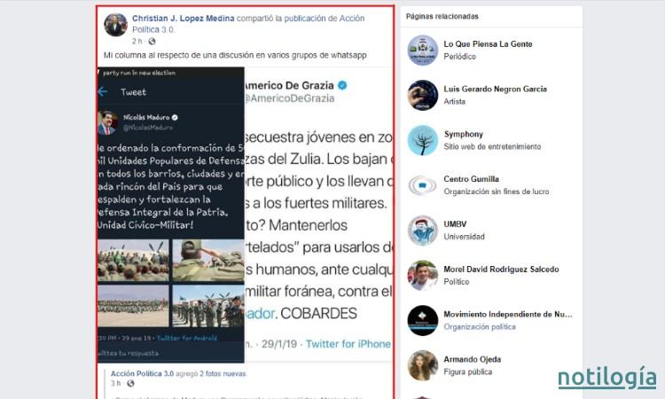 Cuenta Oficial de Christian J. López Medina