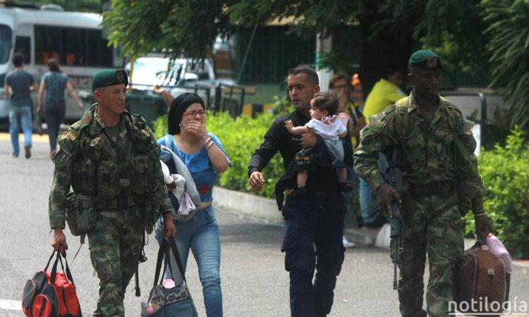 Militares desertores