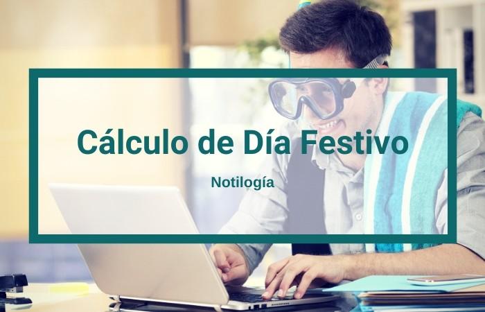 Cálculo Día Festivo