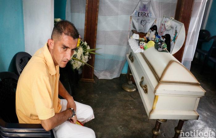 Niño Fallecido