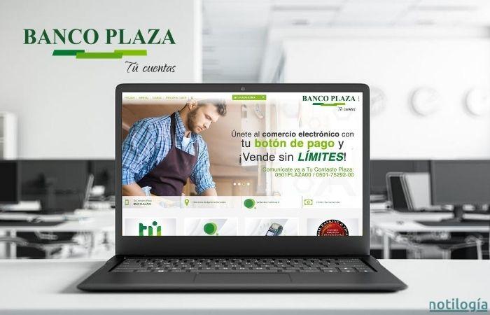Tu Banco Plaza en Linea