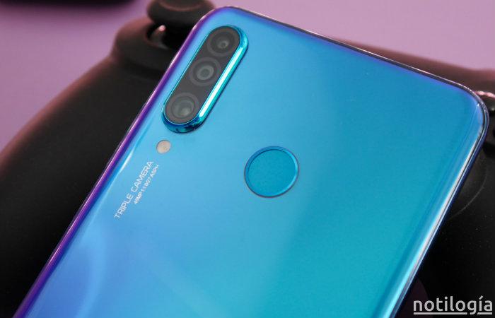 Huawei P30 Lite 2020 listo para el nuevo año