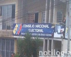 CNE Táchira