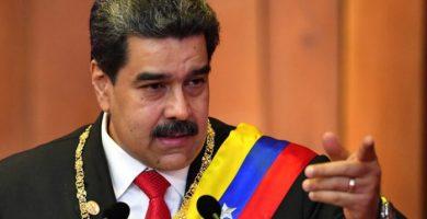 Maduro advierte que Guaidó será detenido si los tribunales lo dispone