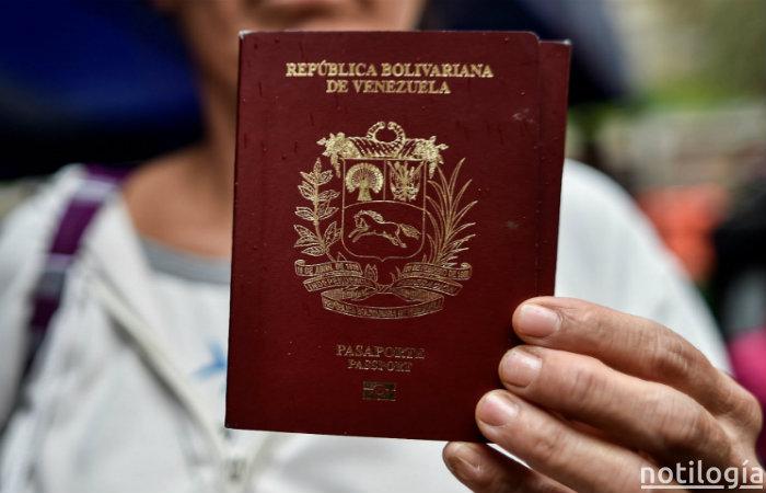 Conoce los países que aceptan pasaportes venezolanos vencidos