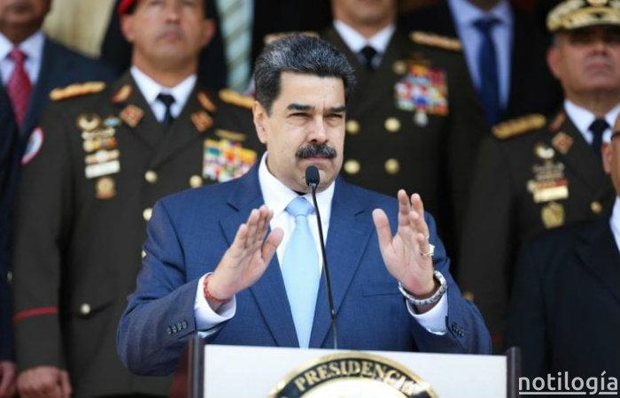 Maduro contempla la posibilidad de cerrar fronteras con países vecinos