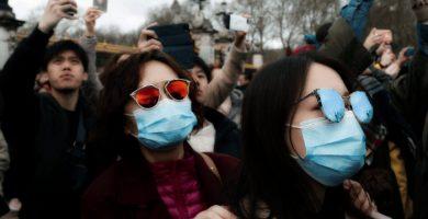 OMS confirma que el coronavirus no se transmite por el aire
