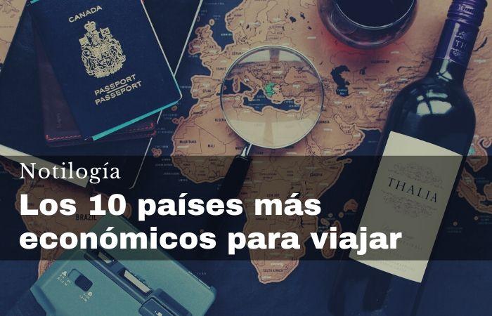 Los 10 países más económicos para viajar