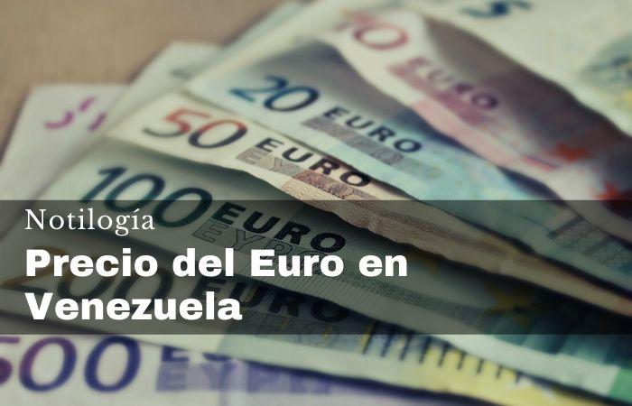 Precio del Euro en Venezuela