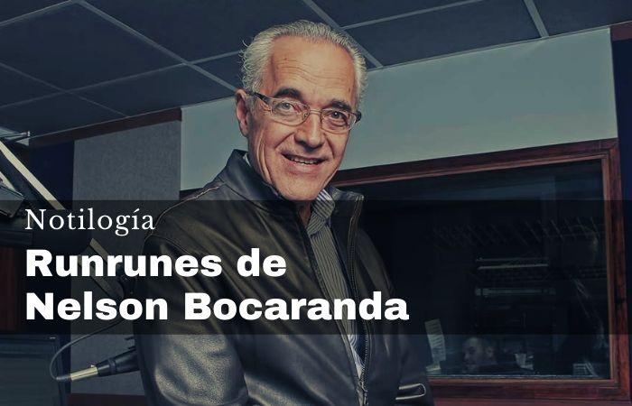 Runrunes de Nelson Bocaranda