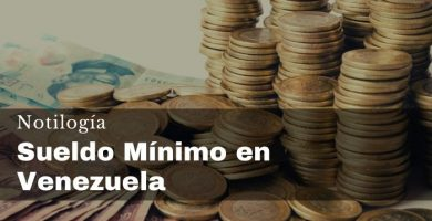 Sueldo Mínimo en Venezuela