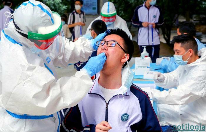 Científicos chinos encuentran partículas de coronavirus en el aire