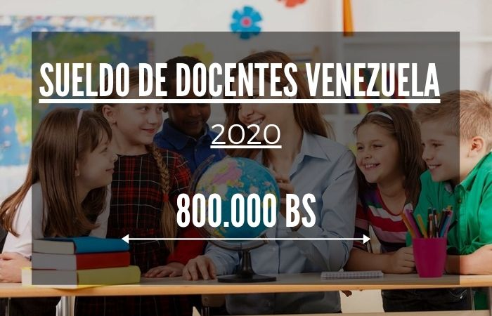 Aumento de sueldo docentes Venezuela